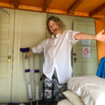 3 Lessons Learned (and relearned-so far) From My Wake Up Fall