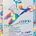 Reading is Like Flying in Your Mind