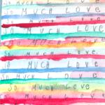 So. Much. Love.